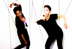 Models: Kiana & Stacie .Makeup : Z.