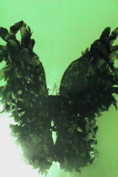 installation titled Shade 6