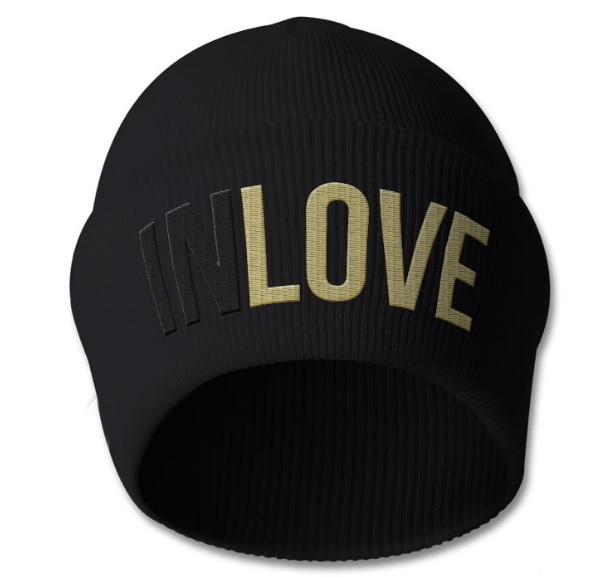 In love beanie