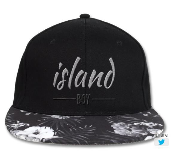 Islandboy Snapback